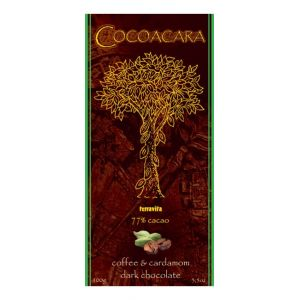 Czekolada Cocoacara 77%...