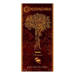 Czekolada Cocoacara 77% 100g