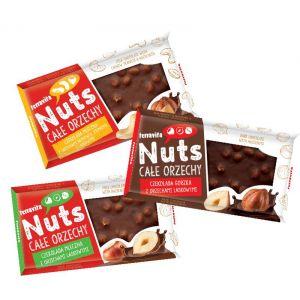 Zestaw Nuts - 6 sztuk